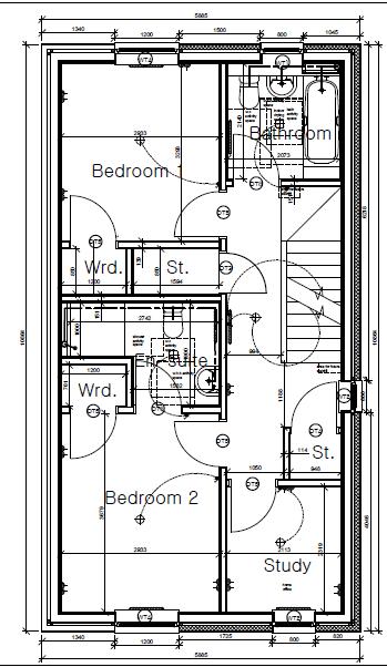 Plot Three Shore Road First Floor